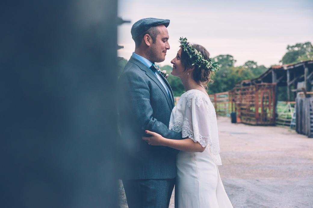 Festival wedding-petal and feast-photography-vintage photography-wedding -barn wedding-sussex-Brighton