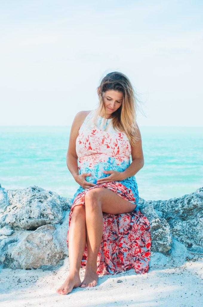 Maternity shoot-Florida Keys