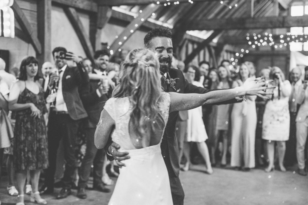 Yoghurt Rooms Wedding-Liverpool Wedding Photographer- Rustic Wedding-First Dance