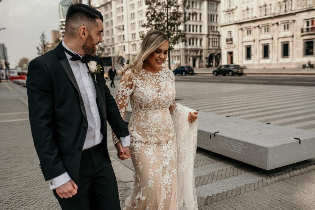 30 James Street Wedding, Liverpool
