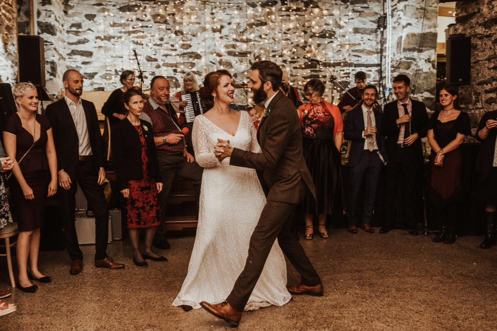 Rustic Snowdonia Wedding