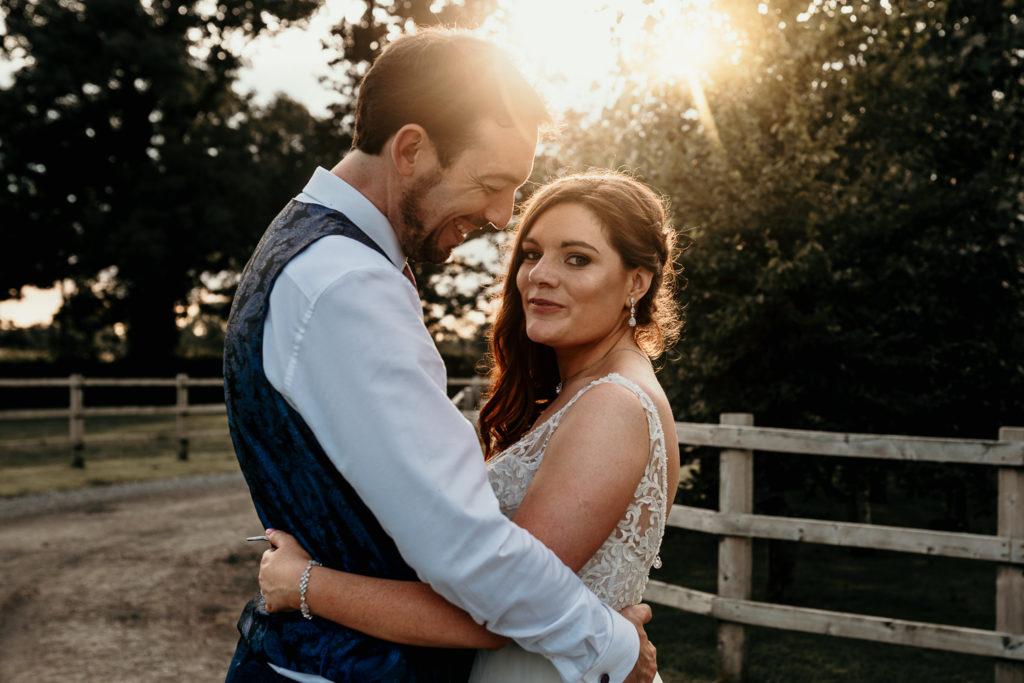 Romantic Owen House Wedding Barn