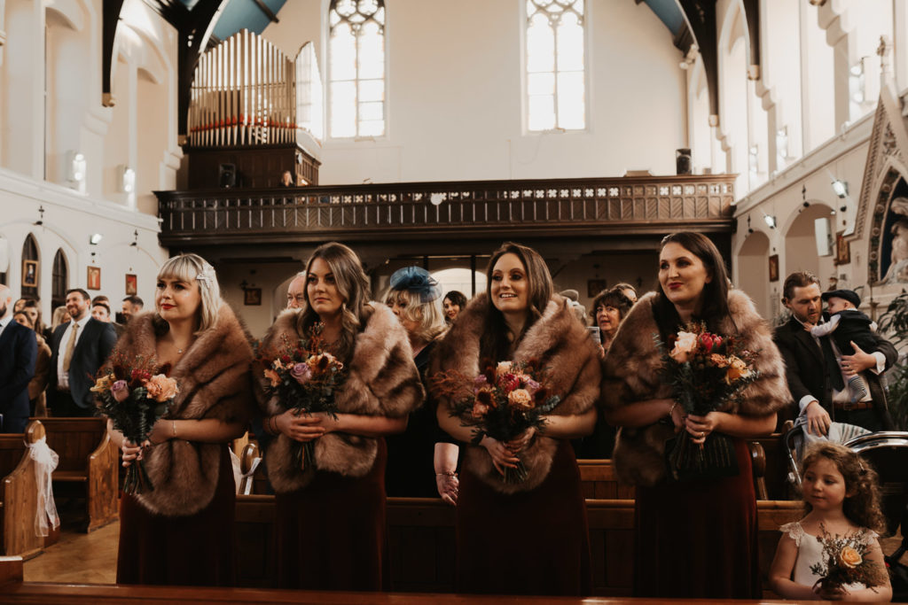 St Francis of Assisi Catholic Church Wedding, Chester