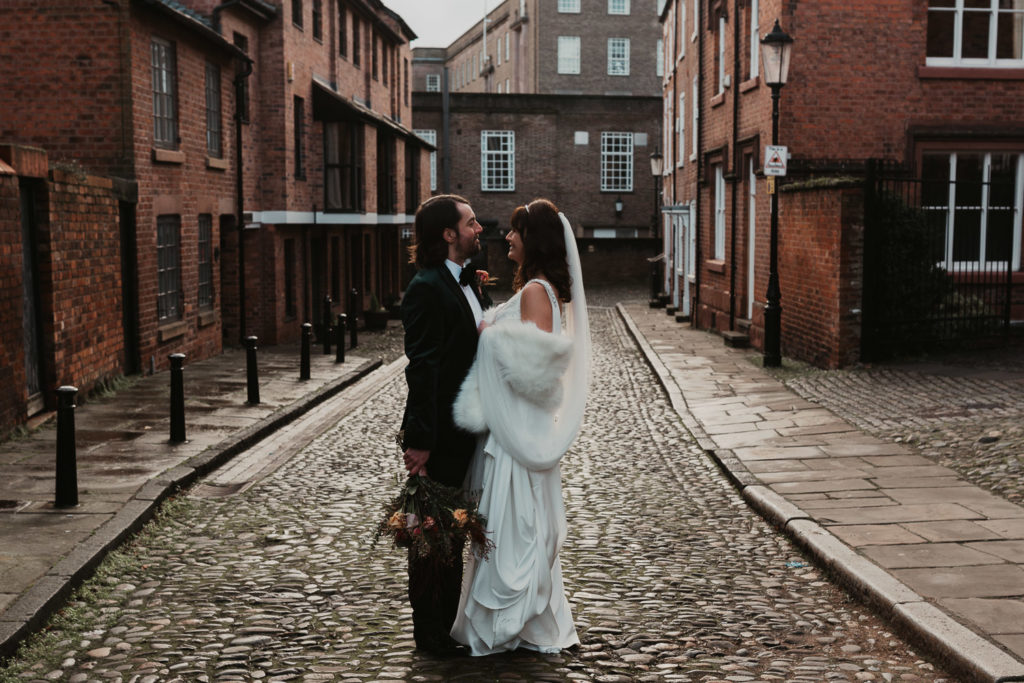 Chester Christmas Wedding