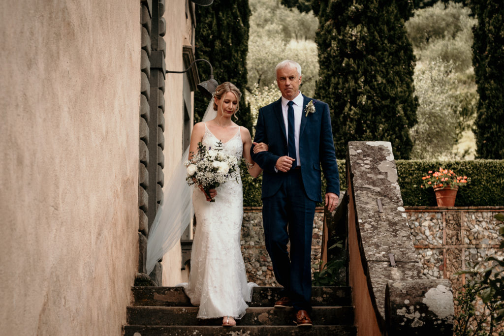 Villa Catureglio Wedding-Tuscany